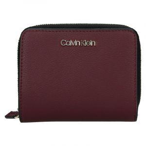 Dámská peněženka Calvin Klein Purple – fialová
