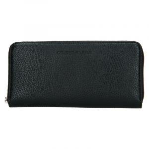 Dámská peněženka Calvin Klein Arouna – černá