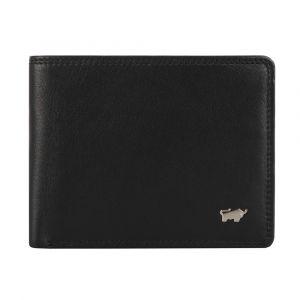 Braun Büffel Pánská kožená peněženka Golf 2.0 90327-051 – hnědá