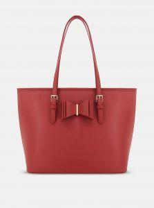 Červená kabelka LYDC