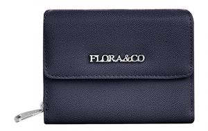 FLORA & CO Dámská peněženka X2708 Blue