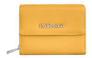 FLORA & CO Dámská peněženka X2708 Moutarde