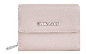 FLORA & CO Dámská peněženka X2708 Beige Taupe