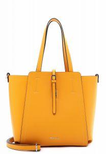 Dámská 2v1 kabelka Tamaris Bruna – žlutá
