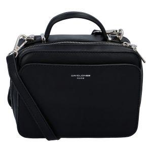 Dámská kabelka černá – David Jones Zara černá