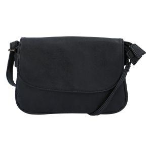 Malá dámská crossbody kabelka černá – Just Dreamz Mischelet černá