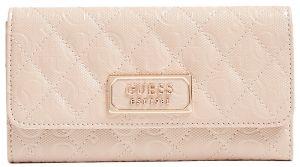 Guess Dámská peněženka Lola Slg Pocket Trifold SWSR78 74650 rose-ros