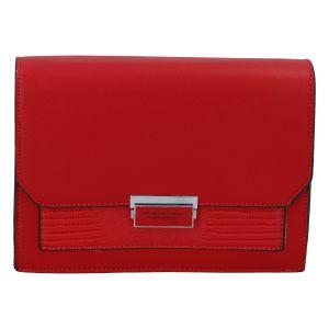 Dámská crossbody kabelka červená – Silvia Rosa Inkany červená
