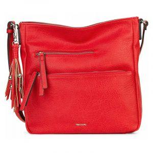 Dámská crossbody kabelka Tamaris Adelay – červená