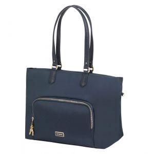 Samsonite Dámská shopper kabelka přes rameno Karissa 2.0 – tmavě modrá