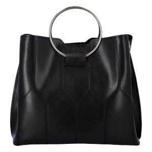 Luxusní dámská kabelka černá – Delami Gracelynn černá