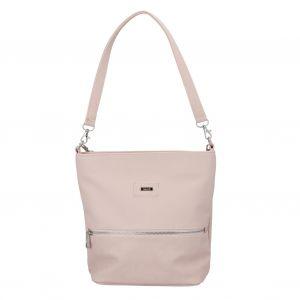 Dámská kabelka světle růžová – SendiDesign Woman růžová