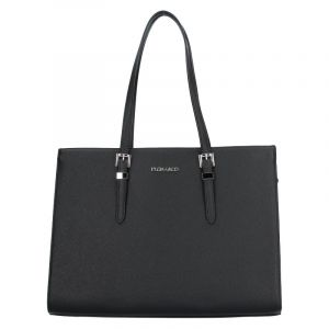 Dámská kabelka Flora & Co Agáta – černá