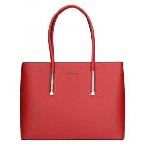 Dámská kabelka Flora & Co Pauleta – červená