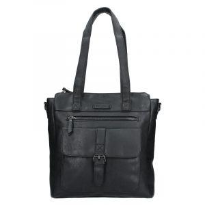 Dámská kabelka Enrico Benetti Lenia – černá