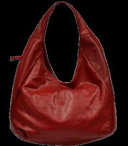 Kožená kabelka Tita Rossa
