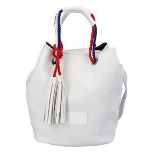 Dámská kabelka bílá – Carine C2000 bílá