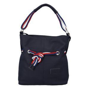 Dámská kabelka tmavě modrá – Carine C1000 tmavě modrá
