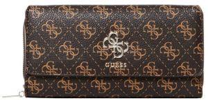 Guess Dámská peněženka Digital Organiser Wallet SWSQ68 53620 brown