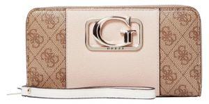 Guess Dámská peněženka Annarita Logo Wallet SWSG75 83460 rose multi