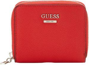 Guess Dámská peněženka Michy Slg Small SWGL75 84370 red