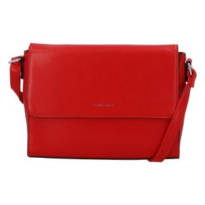 Dámská crossbody kabelka červená – Silvia Rosa Freya červená