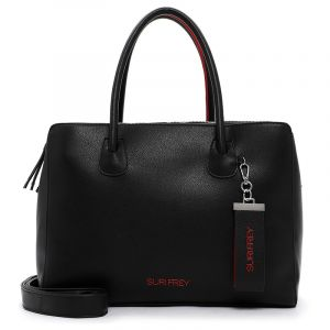 Dámská kabelka Suri Frey Ruth – černo-červená