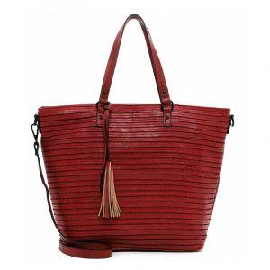 Dámská kabelka Tamaris Barbera – červená