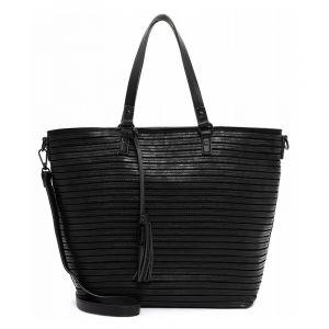 Dámská kabelka Tamaris Barbera – černá