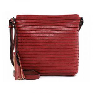 Dámská kabelka Tamaris Barbara – červená