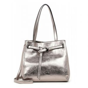 Dámská kabelka Tamaris Balinda – stříbrná