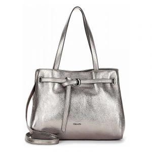 Dámská kabelka Tamaris Belinda – stříbrná