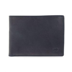 Braun Büffel Pánská kožená peněženka Arezzo 81437-682 – tmavě modrá