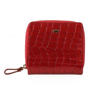 Braun Büffel Dámská kožená peněženka Verona 40150-320 – červená
