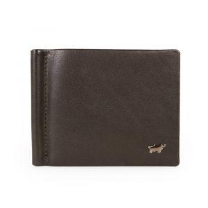 Braun Büffel Pánská kožená dolarovka Luzern 14045-678 – černá
