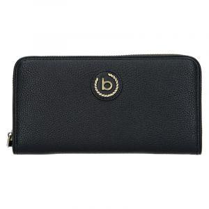 Dámská kožená peněženka Bugatti Alexis – černá