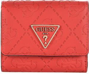 Guess Dámská peněženka Maddy Slg SWVD7 29143 poppy