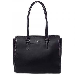Dámská kabelka David Jones Donna – černá