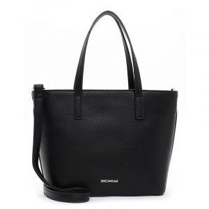 Dámská kabelka Emily & Noah Diana – černá