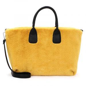 Dámská kabelka Emily & Noah Monica – žlutá