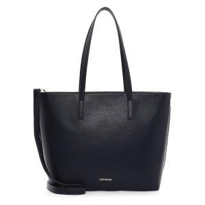 Dámská kabelka Emily & Noah Ilse – černá