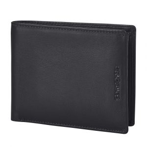 Samsonite Pánská kožená peněženka Success 2 015 RFID – tmavě hnědá