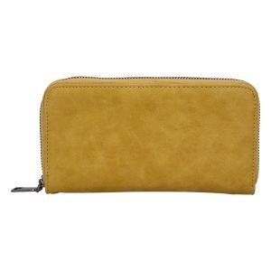 Elegantní dámská tmavě žlutá peněženka – Just Dreamz Mayce žlutá