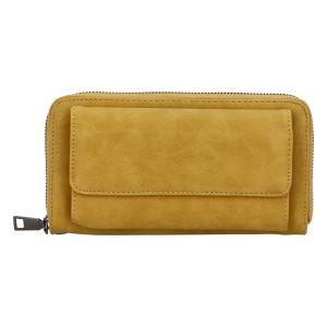 Dámská peněženka tmavě žlutá – Just Dreamz Berin žlutá