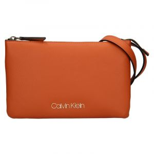 Dámská crossbody kabelka Calvin Klein Ruby – oranžová