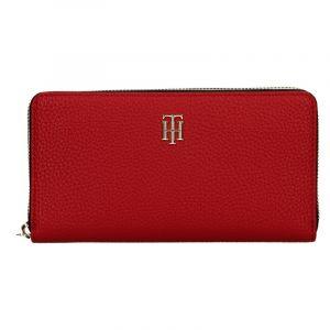 Dámská peněženka Tommy Hilfiger Vivien – červená