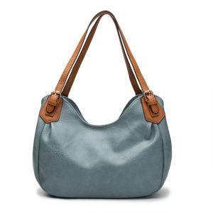 Dámská kabelka Mergy – modrá modrá