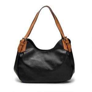 Dámská kabelka Mergy – černá