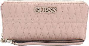 Guess Dámská peněženka Brinkley Slg Large Zip Around SWVG78 71460 rwo