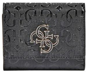 Guess Dámská peněženka Chic Shine Slg Small Trifold SWSG77 46430 black-bla